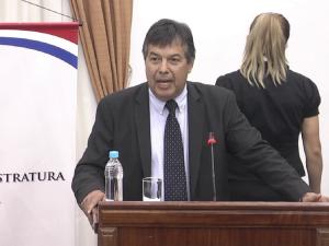 Rubén Candia Amarilla, ex fiscal General del Estado.