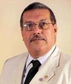 Amado Jesús Gregorio Alvarenga Caballero, vicepresidente primero del Consejo de Administración de la Circunscripción Judicial de Concepción.