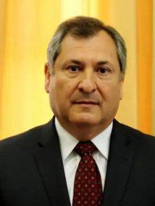 Eugenio Jiménez Rolón, superintendente de la Circunscripción Judicial de Concepción.