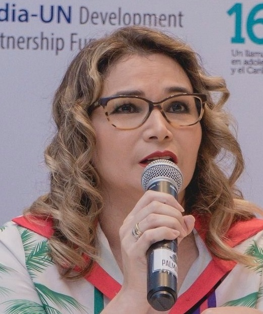 Lida Sosa, viceministra de Rectoría y Vigilancia de la Salud