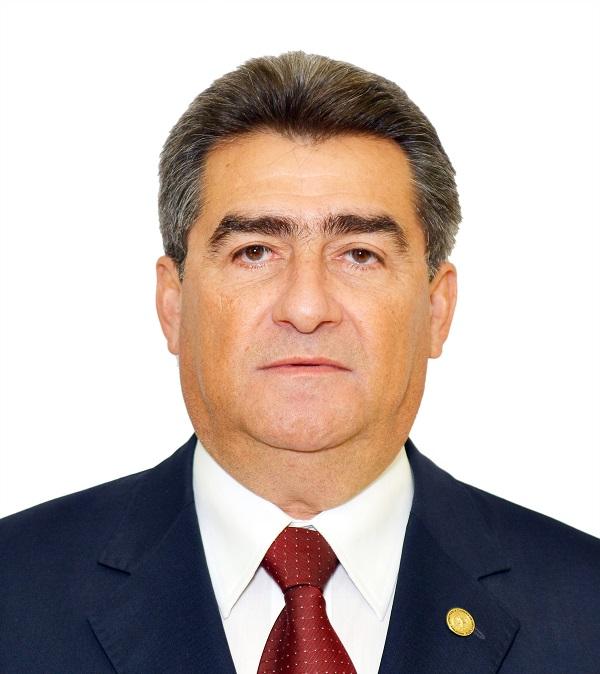 Roberto González Segovia, diputado de la ANR