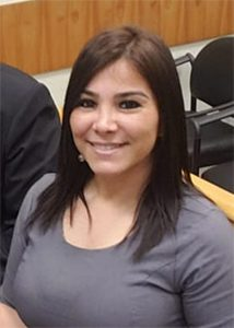 Zulma Carolina Benítez, agente fiscal